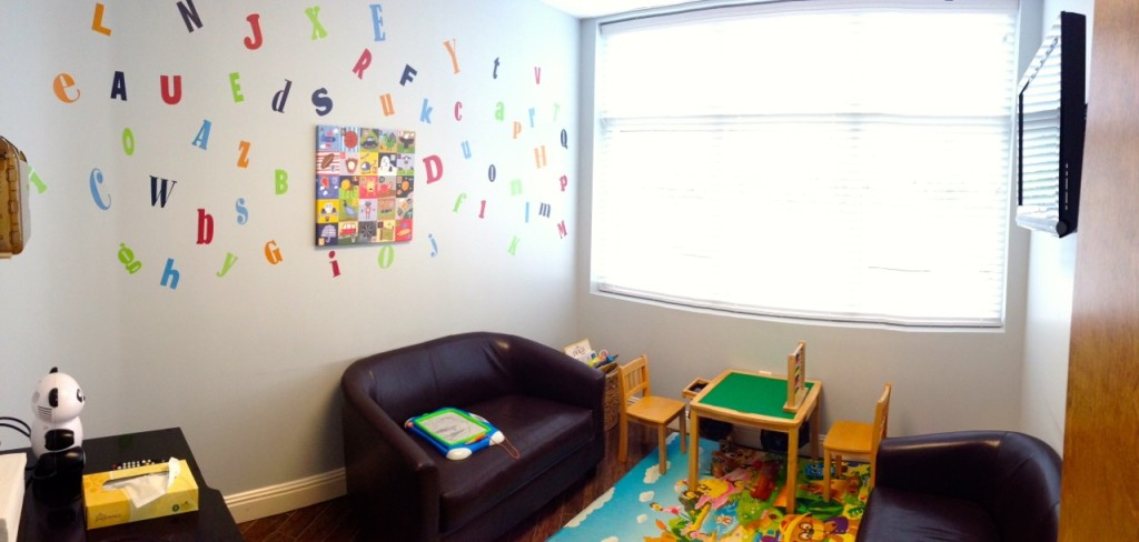 pediatric rooms available at Physicians Urgent Care