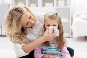 We offer winter allergy relief at Physicians Urgent Care