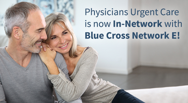 Blue Cross Network E Urgent Care Brentwood and Franklin TN