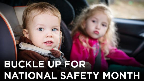 National Safety Month - Physicians Urgent Care - Brentwood, TN