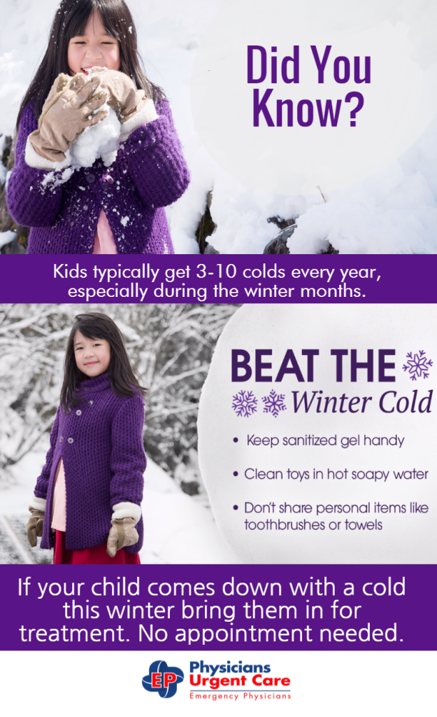 Did You Know? Kids Cold & Flu Winter