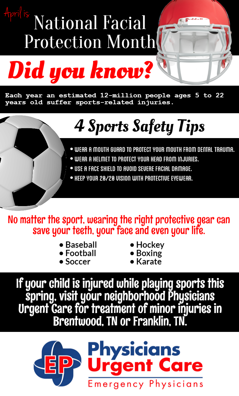 Sports physicals urgent care in Brentwood, Tennessee