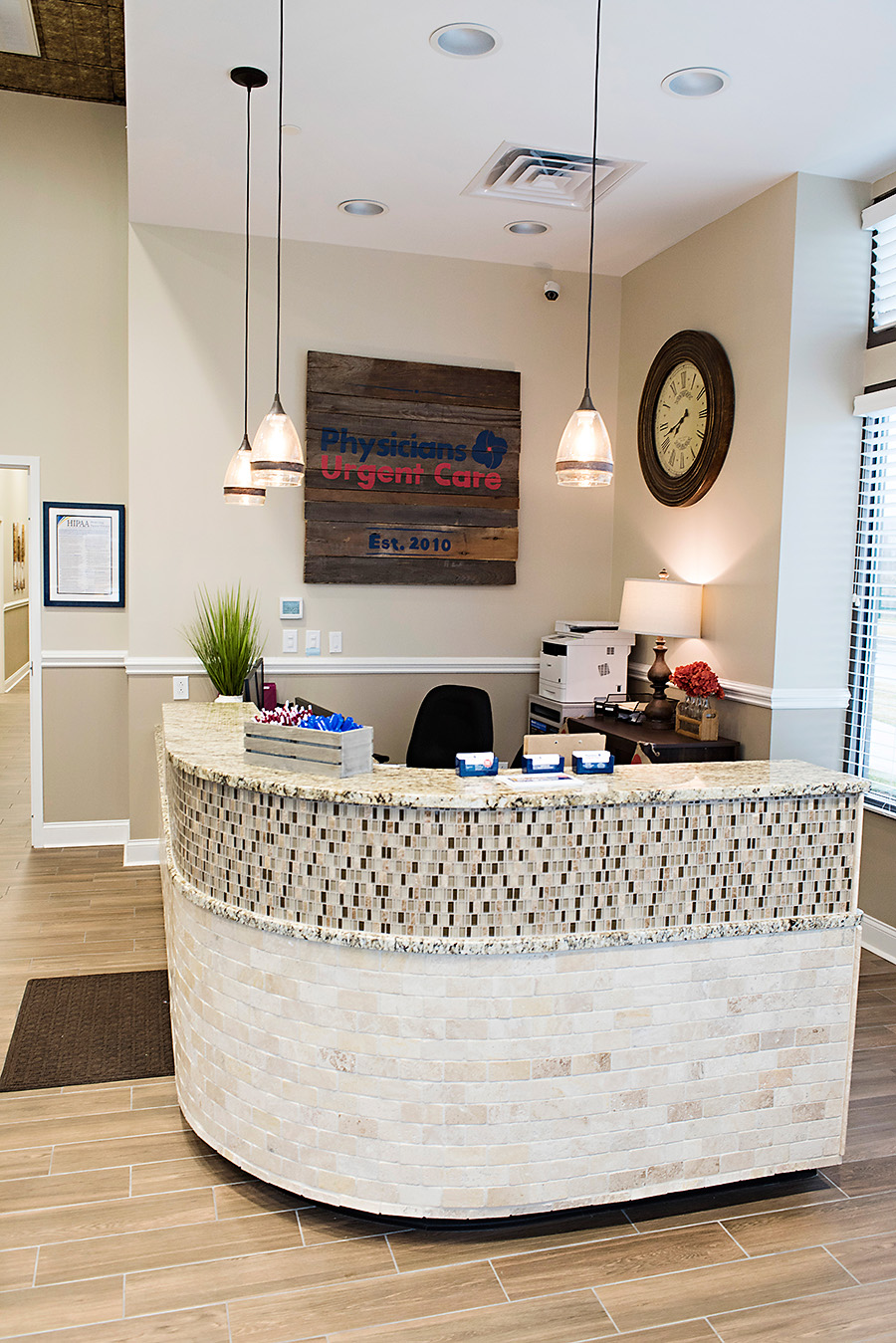 Berry Farms Walk In Urgent Care Clinic - Physicians Urgent