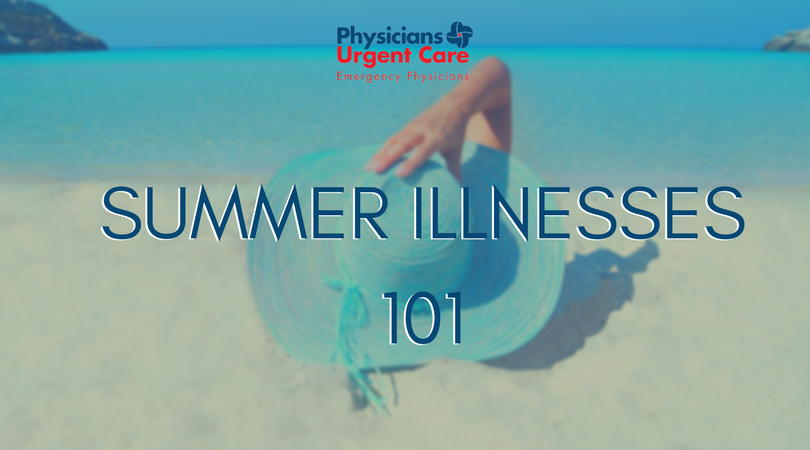 Summer Health Problems