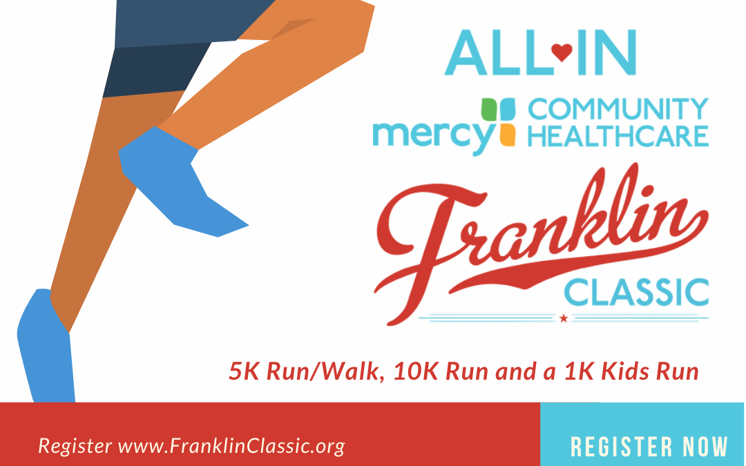 Physicians Urgent Care Sponsors Mercy Community Healthcare 2020 Franklin Classic