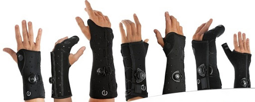 Exos Cast: Waterproof Cast For Fractures and Sprains